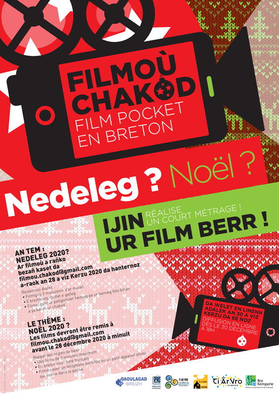 Filmoù-Chakod - Nedeleg 2020
